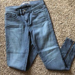 J. Brand stripe jeans